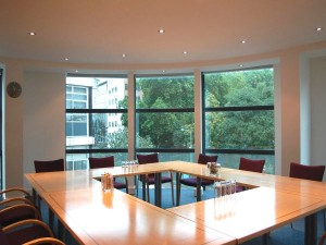 One of the training rooms where Stephen Lloyd Training courses are held